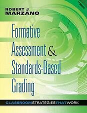 Formative Assessment and Standards-Based Grading : Classroom Strategies That...