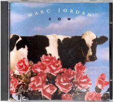 Marc Jordan – Cow Cd 1990 NM AOR