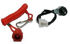 Polaris Indy RMK 600, 1998, Tether Kill Switch with Cap