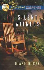 Silent Witness (Love Inspired Suspense)