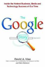 The Google Story, Malseed, Mark, Vise, David A., Good Condition, Book