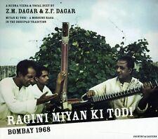 Zia Mohiuddin Dagar, Bahauddin Dagar - Ragini Miyan Ki Todi [New CD]