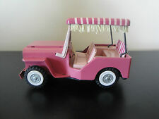 VINTAGE TONKA ? TOYS PINK JEEP ELVIS PRESLEY JEEP SURREY FRICTION JAPAN