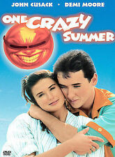 One Crazy Summer (Rare Region 1 DVD OOP) John Cusack Demi Moore NO SCRATCHES
