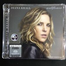Diana Krall Wallflower Deluxe Edition Hybrid SACD CD NEW Japan