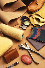 NEW!! Leathercrafts Leather Work Making Leather ebooks CD