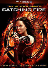 The Hunger Games: Catching Fire (DVD NO BOX ART)
