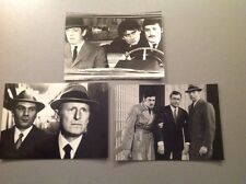 "BOURVIL - DELON - MONTAND - "" LE CERCLE ROUGE "" - Lot 3 Photos de Presse"