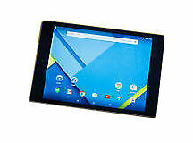 Google / HTC Nexus 9 (16GB, Wi-Fi, 8.9in screen) bundled w/ black GraphGRIP case