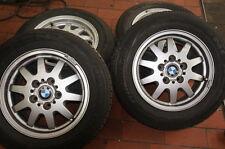 BMW Original Alufelgen 4 Stk.  Reifen + Alufelge BMW ORIGINAL FELGEN M + S 15Zol