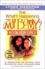 What's Happening to My Body? Book for Girls: The New Growing-Up Guide -ExLibrary