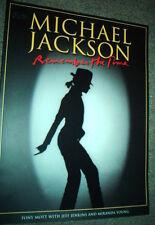 MICHAEL JACKSON Remember The Time Australian Souvenir Book