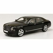 KYOSHO 2014 Bentley Mulsanne Speed-Onyx Black/Cream Interior 1:18*New IN STOCK*