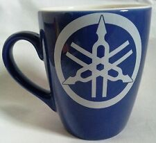 Genuine Yamaha Mug Cup Tea Coffee Blue Drink