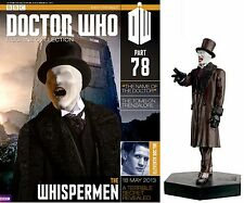 Doctor Who Figurine Collection #Part 78 The Whisper Men #F17