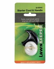 LawnKeeper STARTER CORD & HANDLE Suits Most Small Petrol Engines With Pull Start