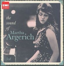 The Sound of Martha Argerich New CD