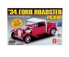 Lindberg 72331 10 Ford Roadster Pickup Auto Modelo Kit Escala 1/24 Nuevo t/48 Post