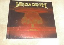 MEGADETH cd/dvd limited edition GREATEST HITS m/ (◣_◢) m/  free US shipping