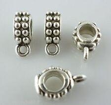 20pcs Tibetan silver Connectors Bail Charms Pendants  5*8*13mm