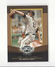 2011 Topps Triple Threads Sepia #45 Tim Lincecum Giants 060/625