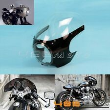 "5 3/4"" Motorcycle Headlight Fairing Visor Fairing for Harley Davidson Sportster"