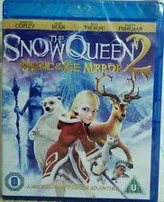 THE SNOW QUEEN 2 - MAGIC OF THE MIRROR (BLU RAY, 2015) NEW & SEALED