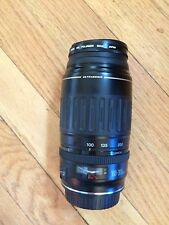 Canon Ultrasonic Zoom Lens EF 100-300mm 1:4.5 - 5.6
