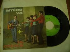 """LA CRICCA""""AMICO VA/ORA SIAMO GRANDI-disco 45 giri ARC 1966"""" BEAT Italy"""
