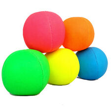 3 x UV Smoothie Juggling Balls - UV Beanbags - Beginner UV Reactive Juggling