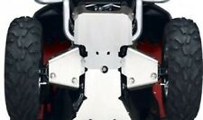 SUZUKI KINGQUAD KING QUAD 750 500 POWER STEERING FRONT A-ARM GUARDS 09 10 11-14