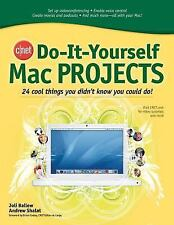 CNET Do-It-Yourself Mac Projects: 24 Cool Things You Didn't Know You C-ExLibrary