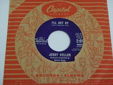 JERRY KELLER My Year of Love / I'll Get By 45 Capitol 4668 VG+ Teen Pop