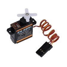 Emax ES9051 4,3g Digital High Quality Mini Servo  für RC 3D F3P Modelle . G-136