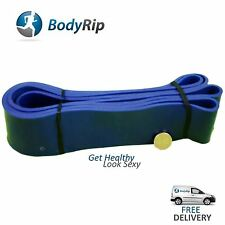 BodyRip 60-150 lbs RESISTANCE BANDS WEIGHTLIFTING GYM CROSSFIT FITNESS HOME GYM