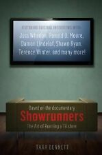 Showrunners: How to Run a Hit TV Show by Tara DiLullo Bennett (2014, Paperback)