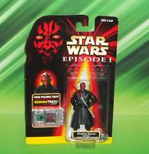STAR WARS EP1 EPISODE 1  SERIES 1ST VERSION DARTH MAUL  JEDI DUEL  FIGURE