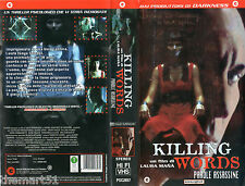 Killing Words - Parole Assassine (2004) VHS CGG - Laura Manà  - VHS