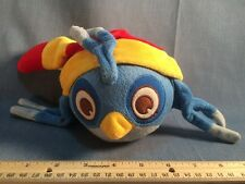 2014 Commonwealth Angry Birds No Sound Stella Willow Plush Figure Soft Toy
