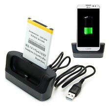 New  Charger Dock  Cradle For LG F240 Optimus G Pro AT&T E980 / E985 / E988