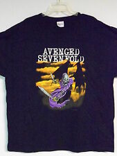 NEW - AVENGED SEVENFOLD A7X BAND / CONCERT / MUSIC T-SHIRT 2XL / X X LARGE