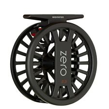 Redington Zero Fly Reel, Size 2/3, Color Black, New