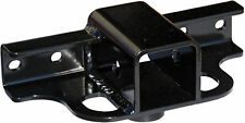 """2007-2015 Yamaha Grizzly 550 & 700 ATV 2"""" RECEIVER HITCH Black New"""