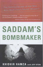 Saddam's Bombmaker: The Inside Story of Iraqi Nuclear and Biological Weapons ...