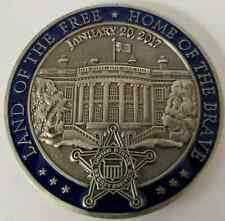 USSS Secret Service POTUS Inauguration President Donald J. Trump Jan 20, 2017