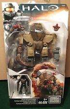 HALO MEGA BLOKS FLOOD INFECTED CYCLOPS 46 PCS HTF