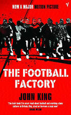 The Football Factory, By John King,in Used but Acceptable condition