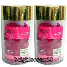 ELLIPS Hair Vitamin 2 bottles  (100 capsule) FREE SHIPPING BY REGISTERED MAIL