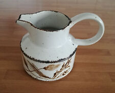 Vintage Midwinter Stonehenge Wild Oats Milk Cream Jug Excellent Condition