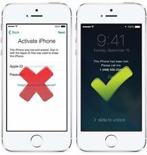 Apple iCloud Removal Service ICloud unlock service for iPhone iPad by owner info